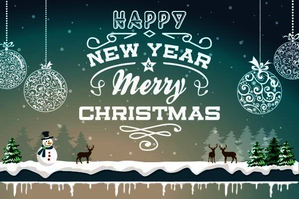 Merry christmas happy new year techome for Happy christmas vs merry christmas
